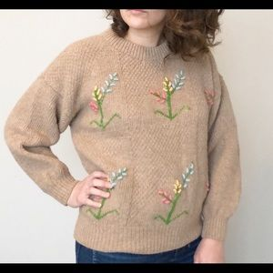 Handicraft  100% Alpaca Wool Sweater Size XL